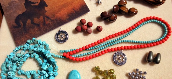 Blueberry Cove Beads Subscription Box Review – June 2016