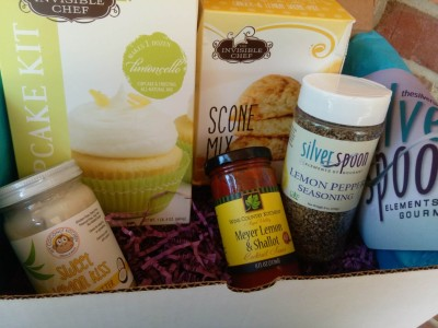 Silver Spoon Elements of Gourmet Tasting Box Review – June 2016 Lemon Love