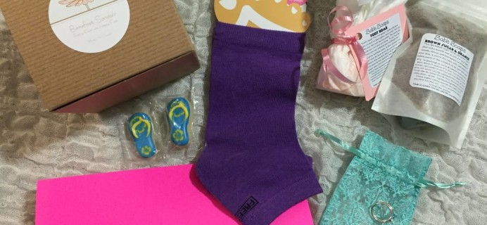 Whimsy Mail June 2016 Subscription Box Review
