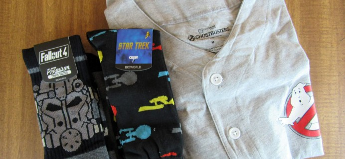 Level Up Wearable Bundle by Loot Crate  June 2016 Review & Coupons – The Dystopia Collection