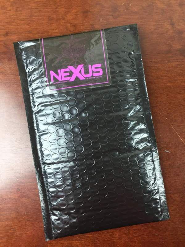 Nexus Box June 2016 box