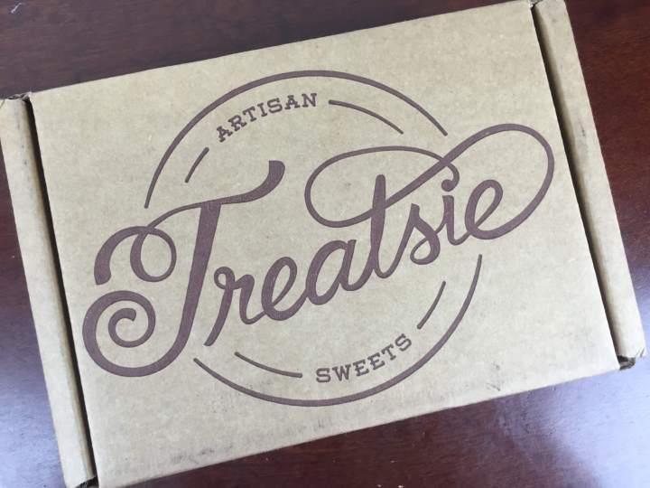 Treatsie Box June 2016 box