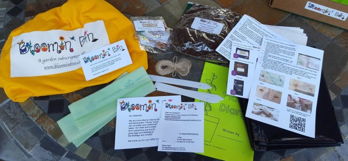 Bloomin' Bin Subscription Box Review & Coupon – June 2016