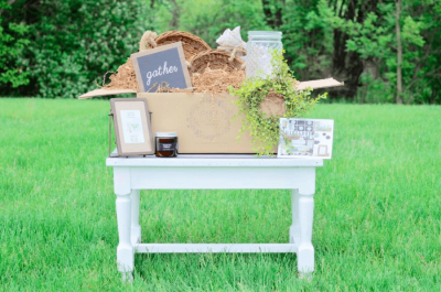 New Gable Lane Crates Holiday Gift Crate!