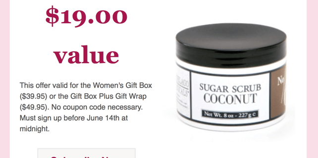 Artistry Gifts Free Sugar Scrub With Subscription + July Theme Spoiler!