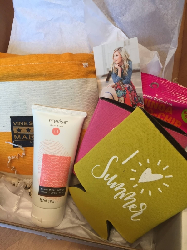 mommy mailbox june 2016 review