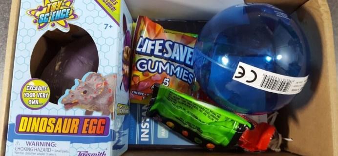 uChest Kids Subscription June 2016 Box Review & Coupon