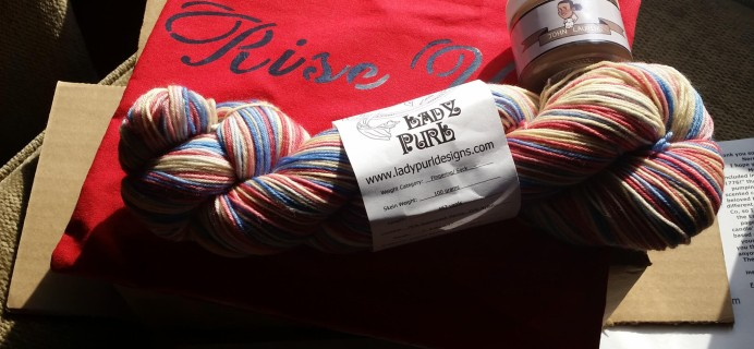 Nerdy Knit Kit July 2016 Subscription Box Review + Coupon