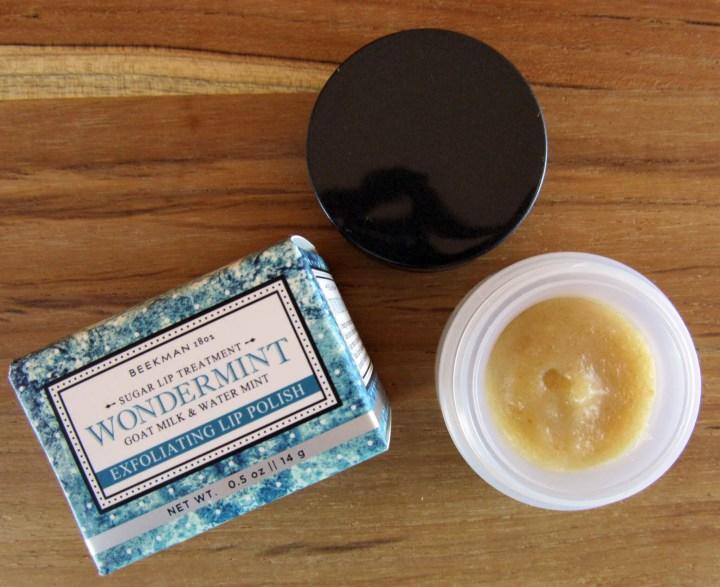 Wondermint Exfoliating Lip Polish