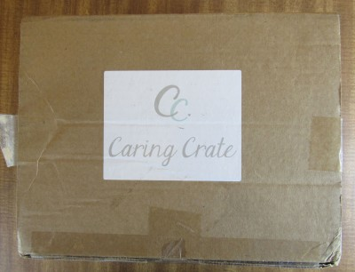 Caring Crate Subscription Review – May 2016