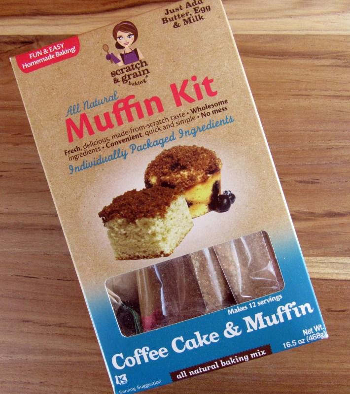 Scratch & Grain Muffin Kit