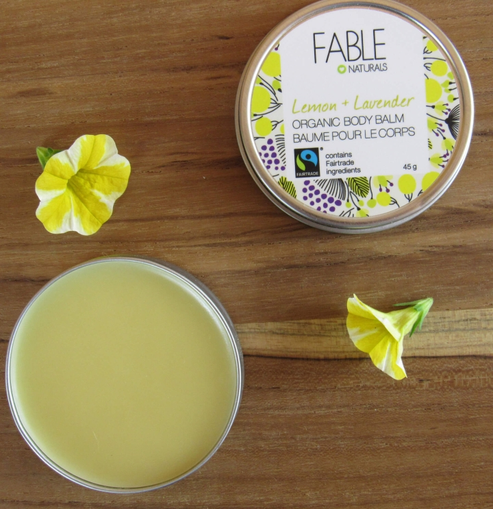 Fable Natural Body Balms