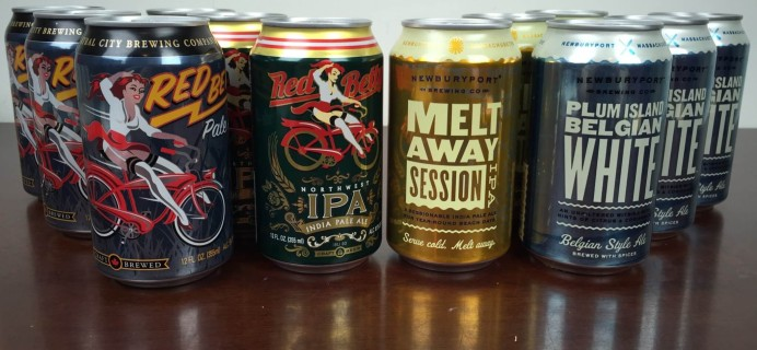 Craft Beer Club July 2016 Subscription Box Review & Coupon