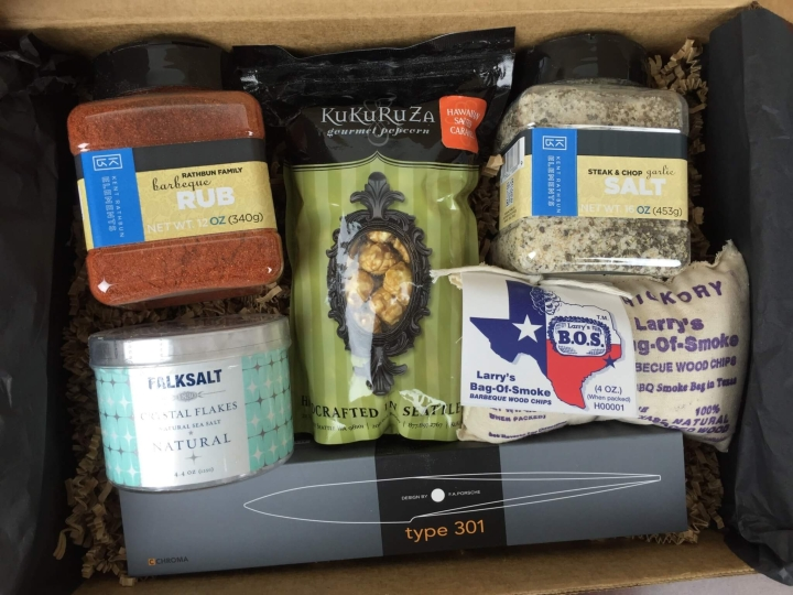 Crate Chef July 2016 review