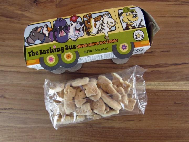 The Barking Buis Animal-Shaped Dog Treats