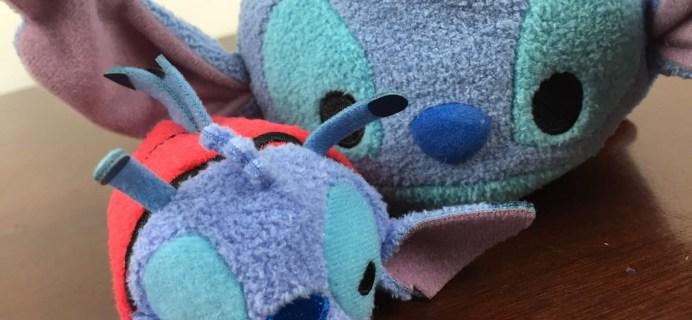 Disney Tsum Tsum July 2016 Subscription Box Review