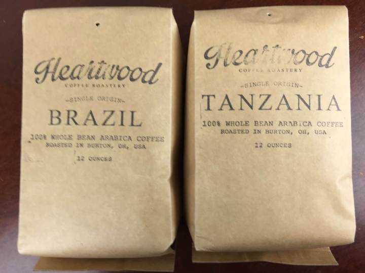 Heartwood Club June 2016 review