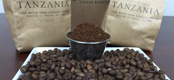 Heartwood Coffee Club Subscription Box Review + 50% Off Coupon – July 2016