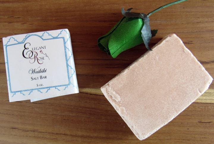 Elegant Rose Wailkiki Salt Bar
