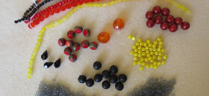 BeadCrate Subscription Box Review – July 2016