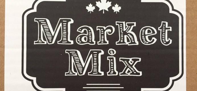 Market Mix July 2016 Subscription Box Review + Coupon