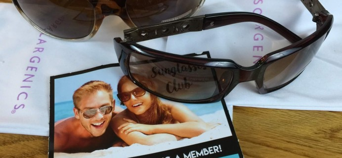 That Daily Deal Monthly Sunglasses Club July 2016 Subscription Box Review