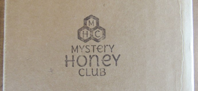 Mystery Honey Club Subscription Box Review & Coupon – July 2016