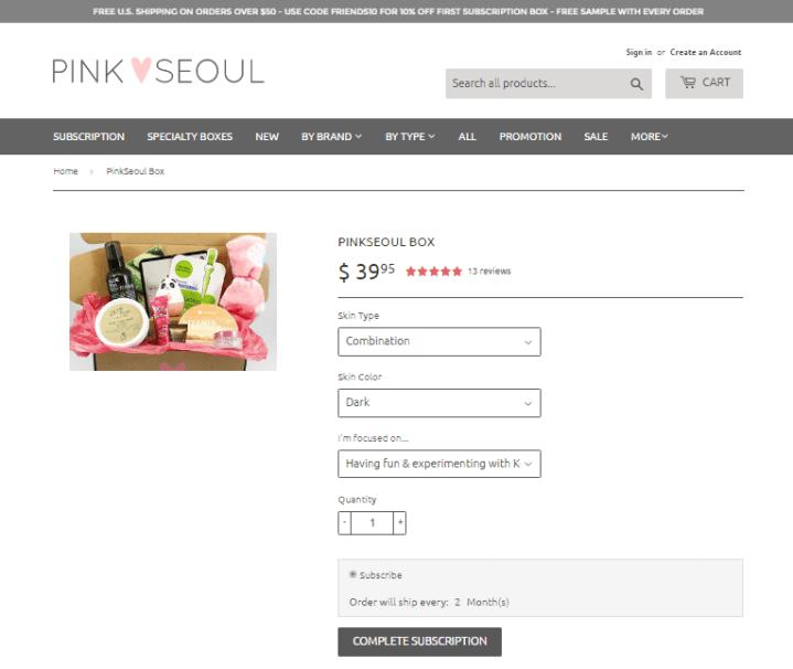 Pink Seoul Profile
