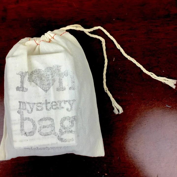 Rainbow Honey Mini Mystery Bag July 2016 box