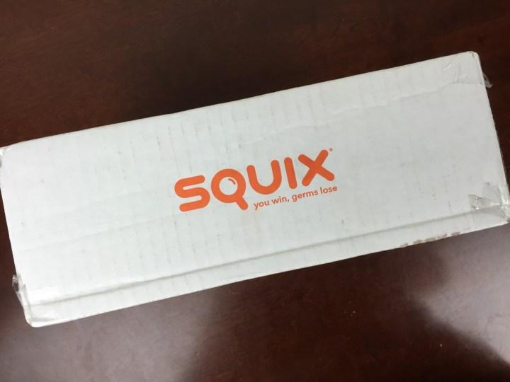 Squix July 2016 box