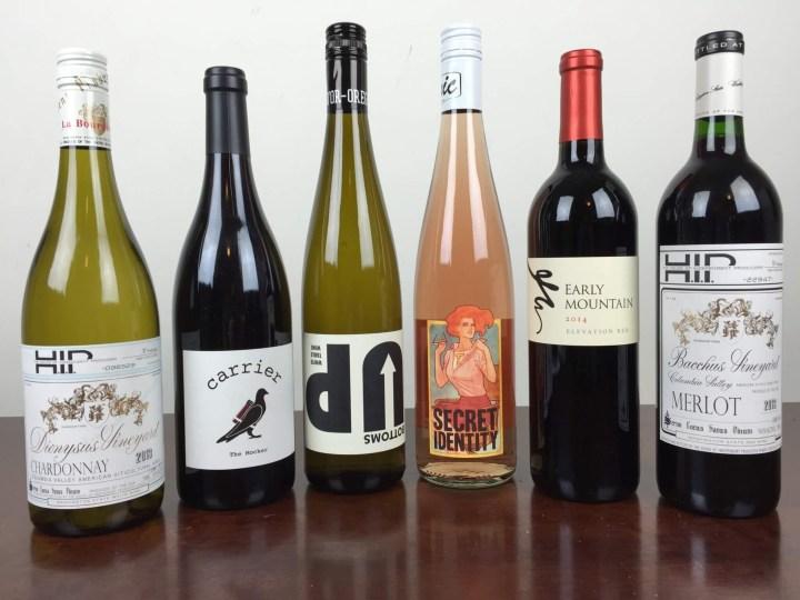 Wine Awesomeness Box July 2016 review
