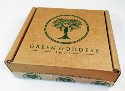 The Green Goddess Shop Beauty Box July 2016 Subscription Box Review