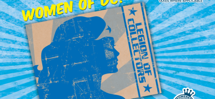 DC Legion of Collectors September 2016 FULL Spoilers!