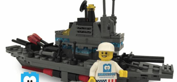 Brick Loot July Fourth Coupon!