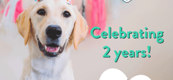PawPack Birthday Sale: 50% Off Coupon!