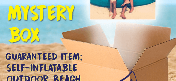 Ultimate Summer Mystery Box Limited Edition Box From Stay Regular Monthly Mystery Box!