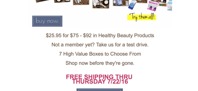 One Day Only: Free Lotion With Goodbeing Subscription!