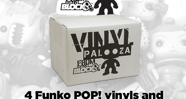 Nerd Block Vinylpalooza 3.0 Available Now!