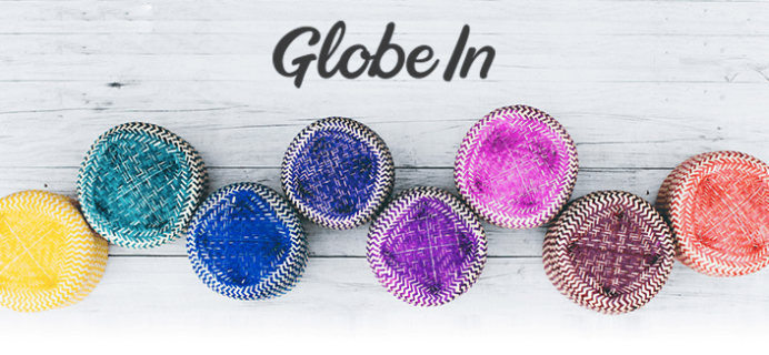 August 2016 GlobeIn Benefit Basket Full Spoilers + Coupon