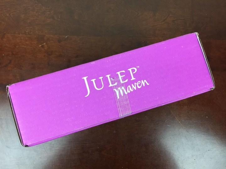 julep beauty box july 2016 box