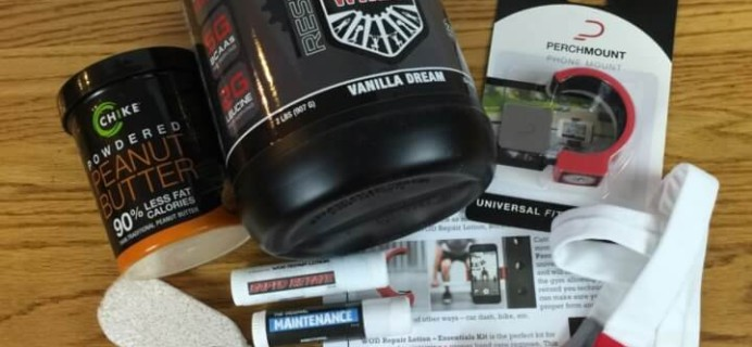 Strength Crate Subscription Box Review – July 2016