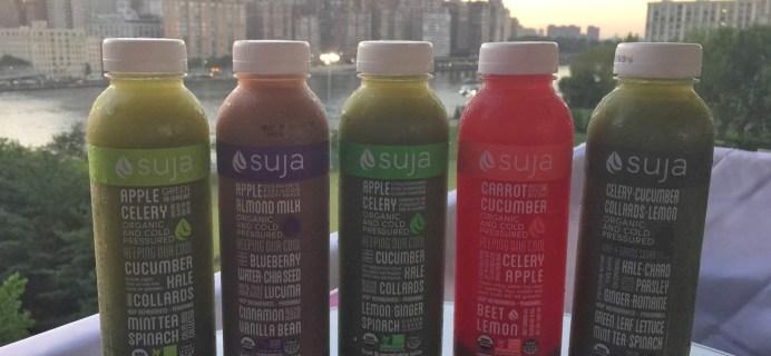 Suja Juice Core Fresh Start Box Review