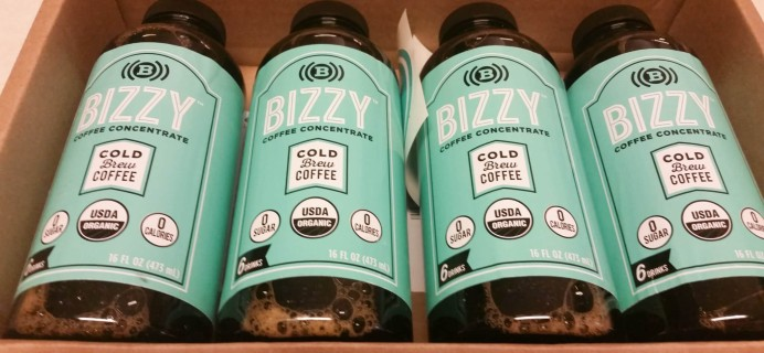 Bizzy Coffee Subscription Box Review + Coupon