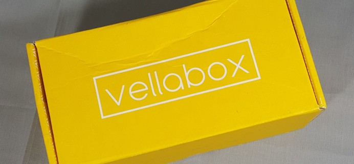 Vellabox Candle Subscription Box Review – July 2016