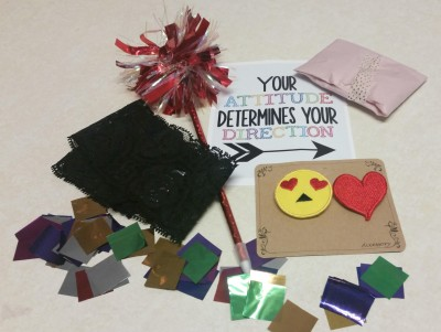 Style Your Life Sprinkles August 2016 Subscription Box Review + Coupon