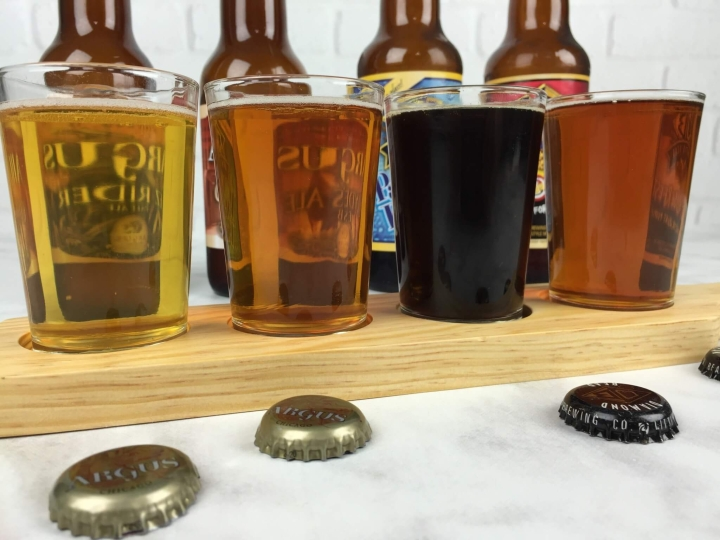 Craft Beer Club August 2016 (2)