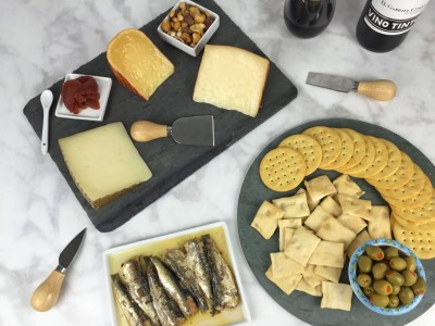Di Bruno Bros. Spanish Cheese Fiesta Bundle Review
