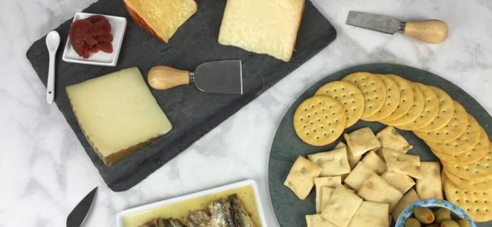 Di Bruno Bros. Spanish Cheese Fiesta Bundle Review