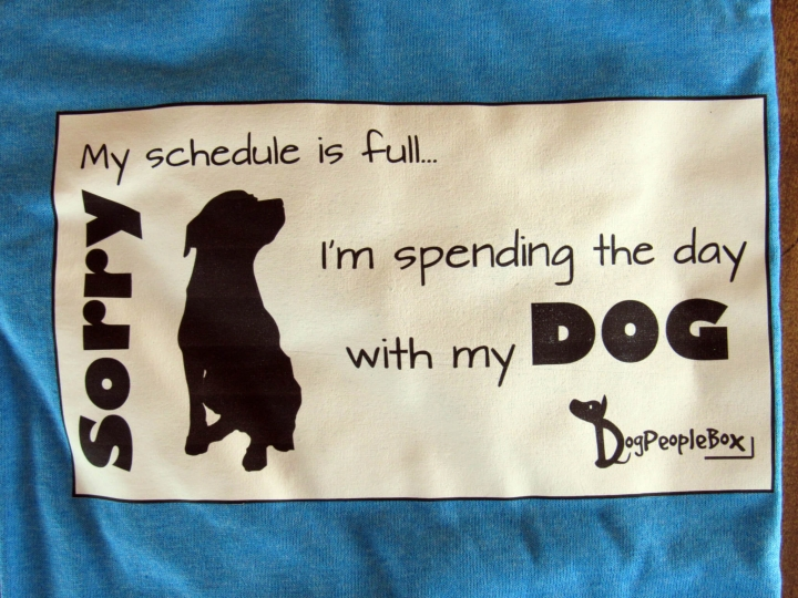 T-Shirt by DogPeopleBox