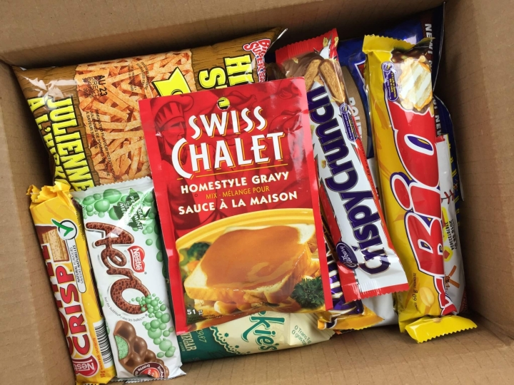 Get Canucked July 2016 unboxed